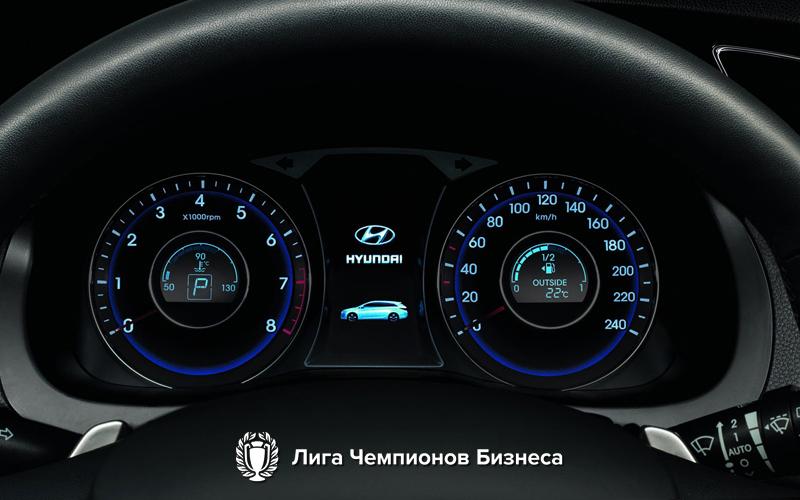 Рольф Hyundai   «Лига Чемпионов Бизнеса»